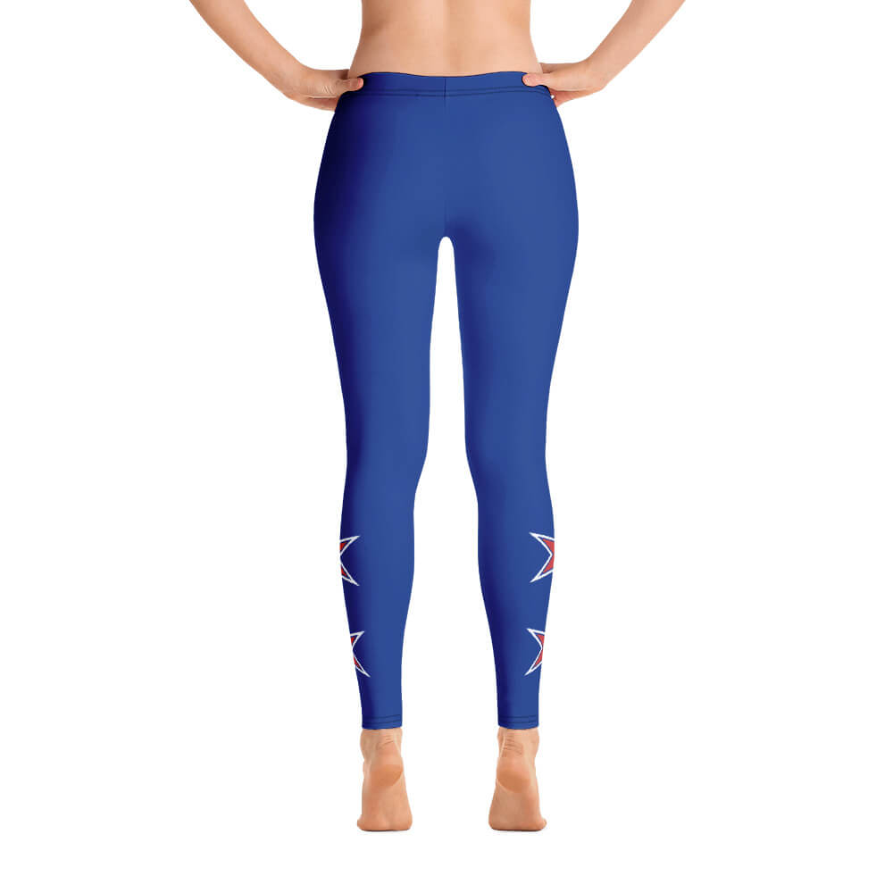 finest selection 06f28 f70fc North Side Baseball Yoga Pants