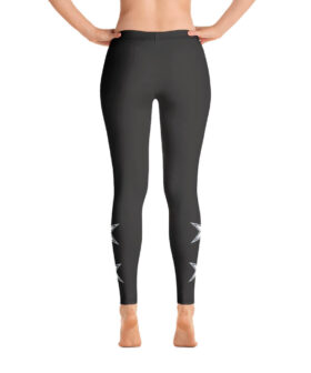 Chicago White Sox Inspired Alternate Jersey Yoga Pants