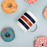 Chicago Bears Inspired Coffee Cup
