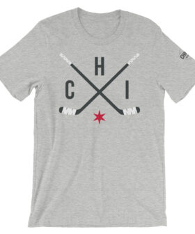Chicago Blackhawks Inspired T Shirt