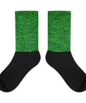 Wrigley Field Inspired Ivy Outfield Wall Socks