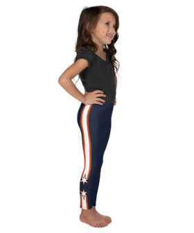 Chicago Bears Inspired Kids Leggings